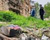 Depozit ilegal de deșeuri în centrul Bucureștiului