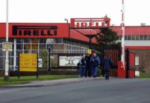 Pirelli fabrica