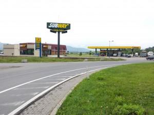 Subway benzinarie Petrom