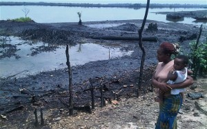 Nigeria deversare petrol