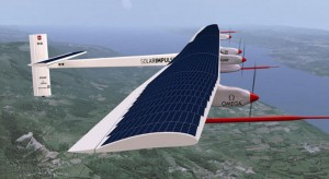 Solar Impulse avion