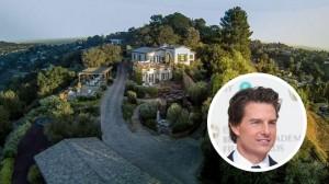 tom-cruise casa Beverly Hills