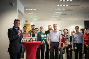 Bosch centru IT Cluj