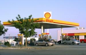 benzinarie Shell
