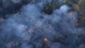 incendiu Ucraina iunie 2015