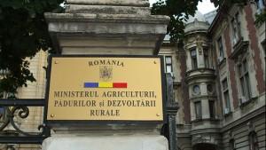 sigla ministerul agriculturii