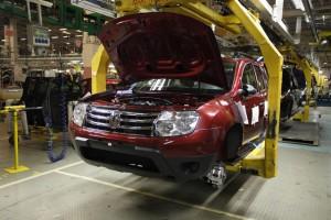 Renault fabrica auto