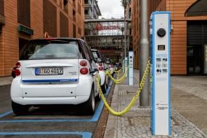 masina electrica Germania