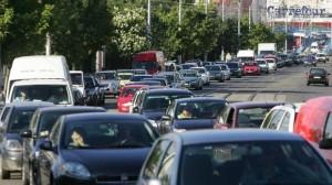 trafic auto masini
