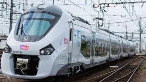 tren Alstom trenul Coradia Polyvalent