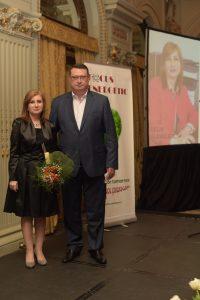Delia Slăvulete și Dumitru Chiriță