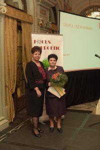 Maria Mânicuță și Doina Vornicu
